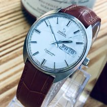 Omega Seamaster Day Date Automatic Mens vintage 1967 watch + Box