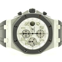 Audemars Piguet Royal Oak Offshore Chronograph new 2011 Automatic Chronograph Watch with original box and original papers 25940SK.OO.D002CA.02.A