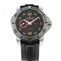 Corum Admiral's Cup Seafender Deep Hull 48mm