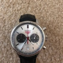 TAG Heuer Carrera Calibre 17 Steel 41mm Silver No numerals United States of America, California, Walnut Creek