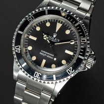 Rolex Submariner (No Date) Steel