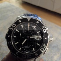 TAG Heuer Aquaracer 500M rabljen 45mm