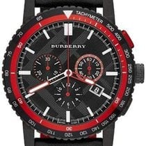 Burberry Steel 42mm Quartz Bu9803 new United States of America, New Jersey, Edgewater