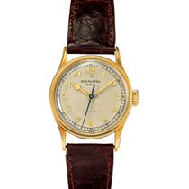 Patek Philippe Or jaune 30mm Remontage manuel 96 RETAILED BY TIFFANY