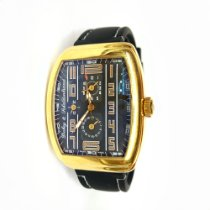 Dubey & Schaldenbrand Or jaune 37mm Remontage automatique occasion
