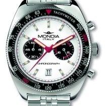 Mondia Steel 43mm Quartz new