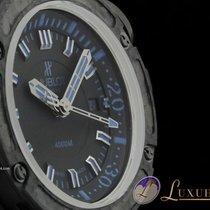 Hublot King Power Oceanographic 4000M All Black BLUE 48mm...