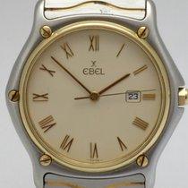 Ebel (エベル) スポーツウェーブ ゴールド/スチール 35mm シャンパンカラー ローマインデックス