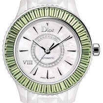 Dior Ceramic Automatic Mother of pearl new VIII