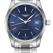 Longines Master Collection Steel Woman Watch