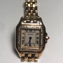 Cartier Panthère Yellow Gold & Diamonds