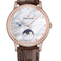 Zenith Elite Ultra Thin Roségold 36mm