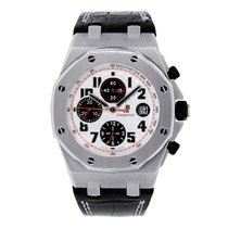 オーデマ・ピゲ (Audemars Piguet) AP Royal Oak Offshore Steel Chronogr...