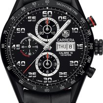 TAG Heuer Carrera Calibre 16 Day-Date Automatic Chronograph...