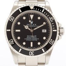 Rolex Sea-Dweller Ref. 16600 LC 100 Papers / Toolkit