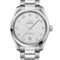 Omega Steel 38mm Automatic 220.10.38.20.52.001 new