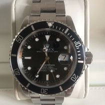 "Rolex Submariner Date 16610 U ""Swiss Only"""