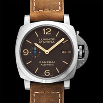 Panerai Luminor Marina 1950 3 Days Automatic Titanium 44mm Brown United States of America, California, San Mateo