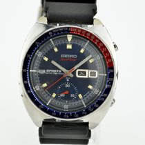 Seiko 1973 Chronograph Pepsi Bezel 6139-6000