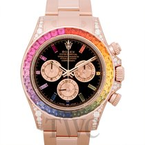 Rolex 116595RBOW Or rose Daytona