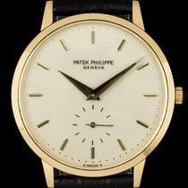 Patek Philippe Calatrava pre-owned 30mm Yellow gold