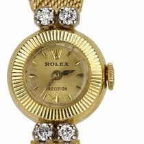 Rolex Oyster Precision Yellow gold 15mm Yellow United States of America, New York, Massapequa Park