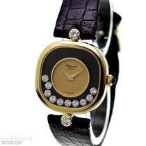 Chopard Happy Diamond Ref-G 3407 18k Yellow Gold Bj-1992