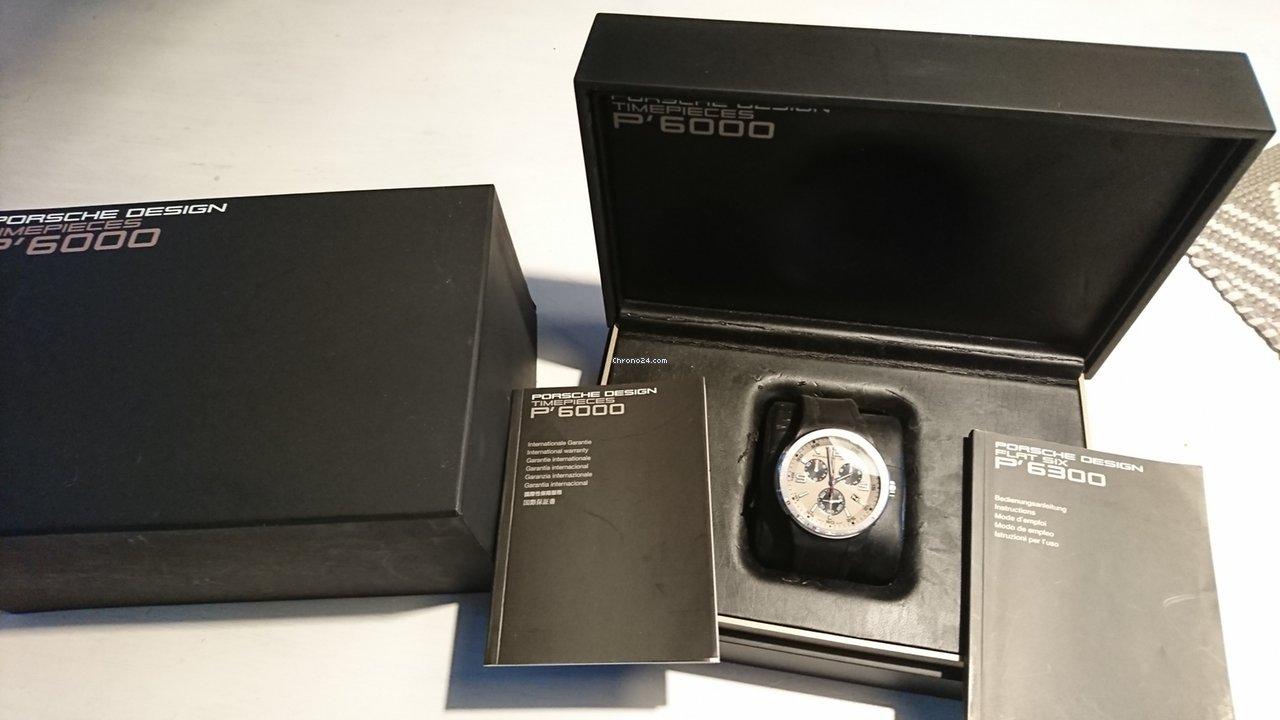 Μεταχειρισμένα ρολόγια Porsche Design  08ee67fce32
