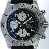 Breitling Superocean Chronograph Steelfish new 2014 Automatic Chronograph Watch with original box and original papers