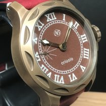 Ennebi Bronze Manual winding Brown 47mm pre-owned