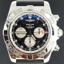 Breitling Chronomat GMT AB0410 2015 rabljen