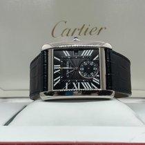 Cartier Tank MC Steel 34mm Black Roman numerals UAE, Abu Dhabi