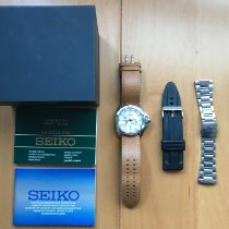 Seiko Velatura Kinetic Direct Drive tweedehands 43,5mm Staal