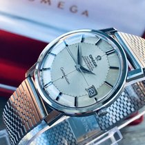 Omega Constellation Pie Pan men's vintage watch Automatic +...