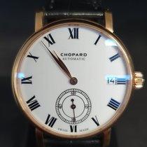Chopard Classic Roségold 38mm Weiß