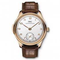 IWC IW544907 Or rose 44.2mm nouveau