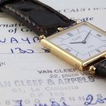 Van Cleef & Arpels Or jaune 26mm Quartz occasion