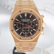 Audemars Piguet Or rose 41mm Remontage automatique 26320OR.OO.1220OR.01 occasion France, Cannes