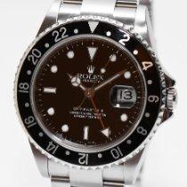 Rolex 16710 Stahl 2007 GMT-Master II 40mm gebraucht Deutschland, Hamburg