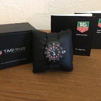 TAG Heuer Plastique Quartz Noir Sans chiffres 34mm occasion Formula 1 Quartz