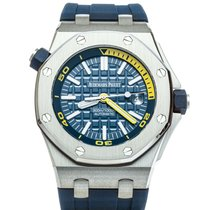 Audemars Piguet Royal Oak Offshore Diver Steel 42mm Blue United States of America, Texas, Houston