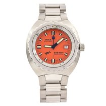 Doxa Steel 43mm Automatic 300T pre-owned
