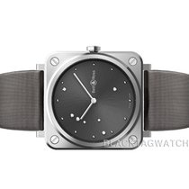 Bell & Ross BR S Steel 39mm Grey No numerals United States of America, Florida, Aventura