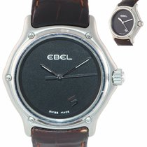 Ebel 1911 Steel 38mm Black Arabic numerals United States of America, New York, Huntington
