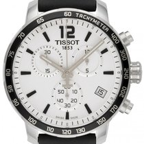 Tissot Steel 42mm Quartz T095.417.16.037.00 new