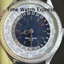 Patek Philippe World Time White gold 36mm White United States of America, New York, New York