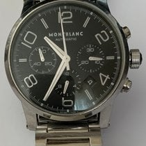 Montblanc Steel 43mm Automatic 09668 pre-owned Australia, Mansfield