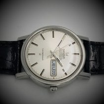 Omega Constellation Day-Date Stål 35mm Silver