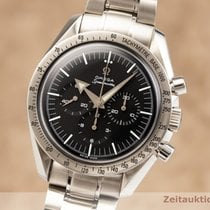 Omega Speedmaster Professional Moonwatch occasion 42mm Noir Chronographe Acier