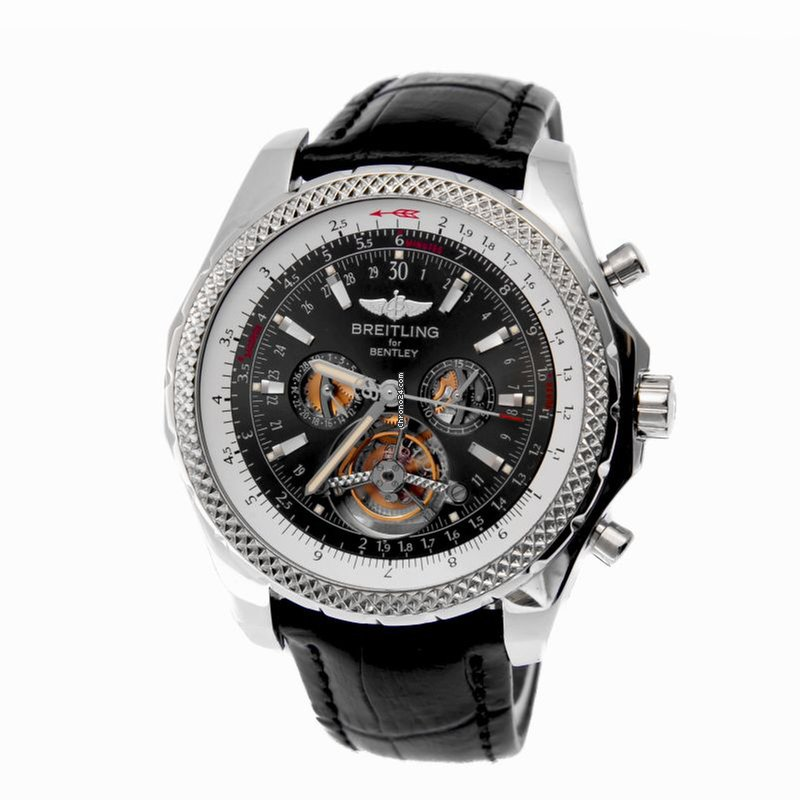 Breitling Bentley Mulliner Tourbillon For Price On Request